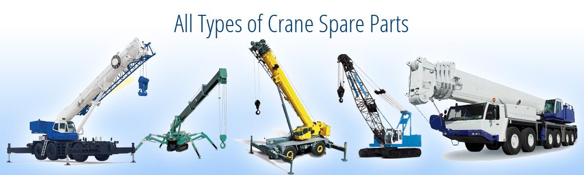 Mobile Crane Spare Parts