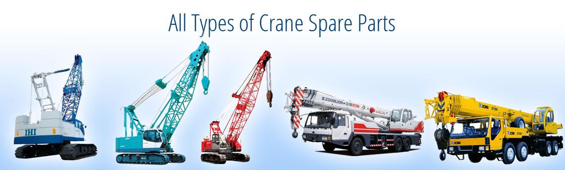 Crane Repair Services in India