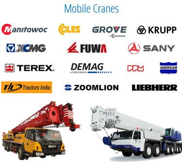 Genuine Crane Spare Parts