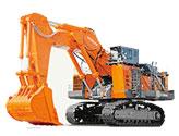 escavator spare parts